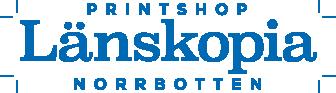 Länskopia Luleå logotyp